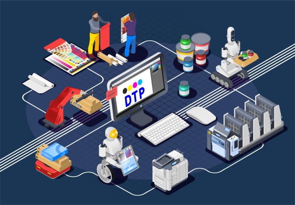 DTP - przygotowanie do druku
